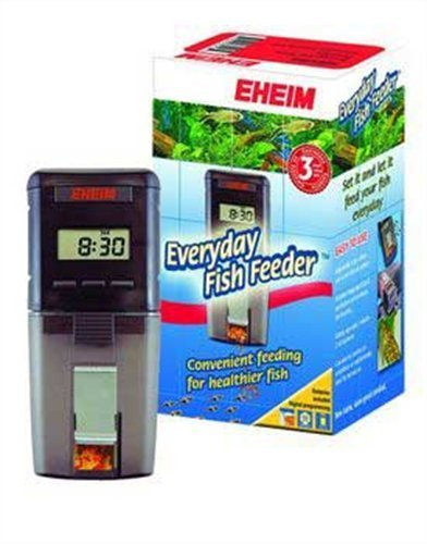 EHEIM Everyday Fish Feeder Programmable Automatic Food Dispenser (Auto Fish compare prices)