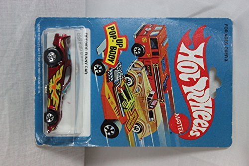 Hot Wheels 1982 Firebird Funny Car - 30th Anniversary - Authentic Commemoration Replica