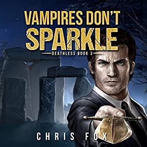 Vampires Don't Sparkle Audiobook