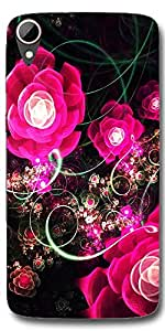 DigiPrints High Quality Printed Designer Hard Case Cover For HTC Desire 828