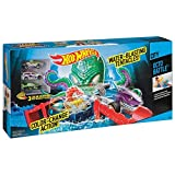 Hot Wheels Color Shifters Octo Battle Play Set