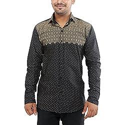 Oshano Men's Extraordinary Cotton Shirt