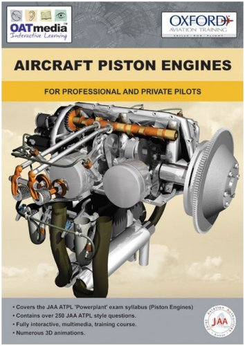 ATPL Aircraft Piston Engines (PC)