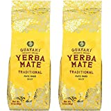 Guayaki Yerba Mate Organic Tea, 25-Count, 2.6oz (2 Pack) WECB (Tamaño: 2 Pack(25 Count))