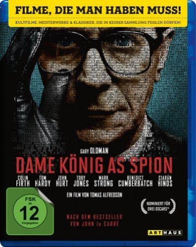 Dame, König, As, Spion [Blu-ray] [Limited Edition]