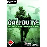 Call of Duty 4 - Modern Warfare (DVD-ROM)von &#34;Activision&#34;