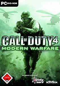 Call of Duty 4 - Modern Warfare (DVD-ROM)
