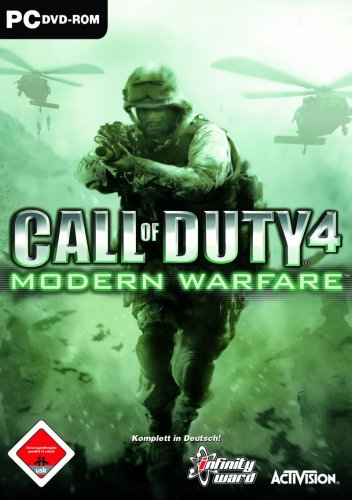 Call of Duty 4 – Modern Warfare (DVD-ROM)