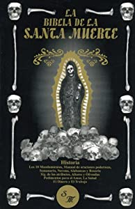 Amazon.com - La Biblia de la Santa Muerte (libro) Paperback Holy Death