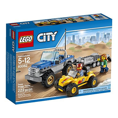 LEGO City Great Vehicles Dune Buggy Trailer (Lego Trucks With Trailer compare prices)