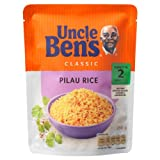Uncle Ben's Express Pilau Rice 4x250g