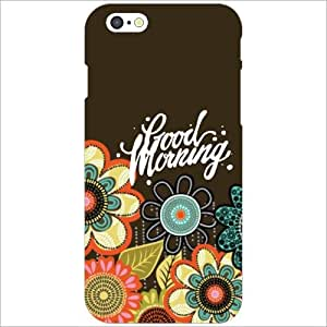 Apple iPhone 6 Back Cover - Good Morning Designer Cases
