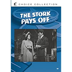 Stork Pays Off - DVD