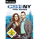 "CSI: NY - The Gamevon ""Ubisoft"""