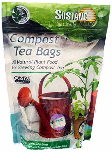 Sustane Compost Tea Bags Home Garden Lawn Garden Gardening