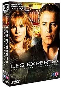 Les experts : las vegas, saison 7 (episodes 1 a 12)