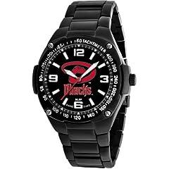 Game Time Unisex MLB-WAR-ARI Warrior Arizona Diamondbacks Analog 3-Hand Watch by Game Time