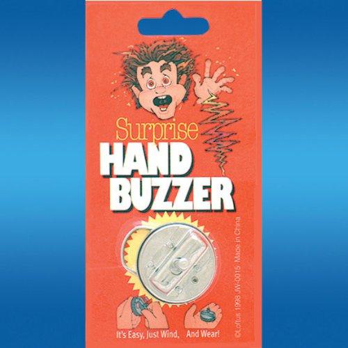 Loftus Surprise Hand Buzzer (Electric Prank compare prices)