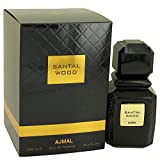 Ajmal Santal Wood for Men and Women (Unisex) EDP - Eau De Parfum 100ML (3.4 oz) (Tamaño: 3.4 oz)