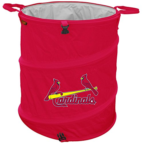 Logo Chair 527-35 St Louis Cardinals Trash Can