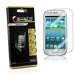 Galaxy S3 Mini Screen Protector[Screen Guard],Clear Screen Protector[Screen Guard] Shield For Samsung Galaxy S3 Mini By Zagg.