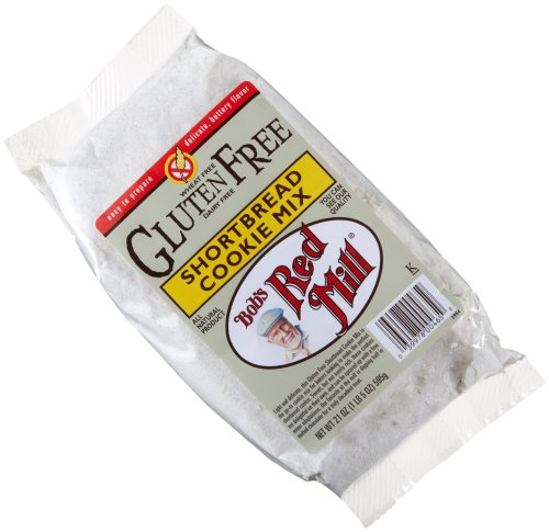 Bob's Red Mill Gluten Free Shortbread Cookie Mix, 21-Ounce Packages (Pack of 4)