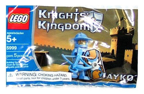 LEGO Knight's Kingdom Castle Jayko (5999) Amazon.com