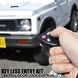 ★オートロックに大変身!!★愛車にとっても便利なキーレスエントリーを取り付け可能!!◇キーレスエントリー キット