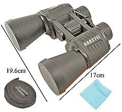 BARSTEL 20X50 Powerful Prism Binocular Monocular Telescope Outdoor w Pouch - 32