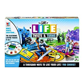 Game of Life: Twists and Turns!