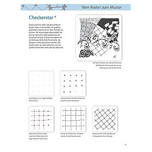 Freude mit Zentangle - Der Einsteigerkurs: Zeichnen Sie sich glücklich!