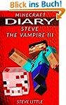 Minecraft Diary Steve the Vampire 3:...