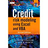 Credit Risk Modeling Using Excel and VBA (The Wiley Finance Series)by Gunter L�effler
