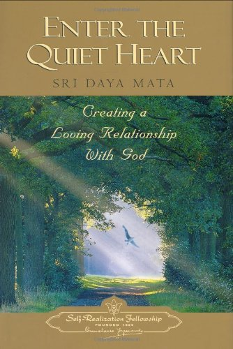 Enter the Quiet Heart Creating a Loving Relationship With God087612239X : image