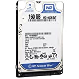 Wd 2.5 Scorpio 160gb 5400rpm 8mb SATA 12mswestern Digital78hard-drives2.5 Inchhdd2.5ide0.05WD1600BEVT255714western...
