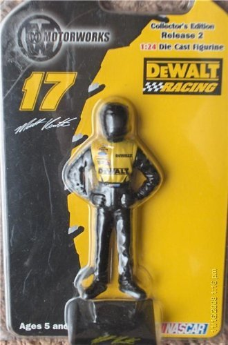 Nascar #17 MATT KENSETH De Walt Racing Die Cast Figure Collectible Edition - 1