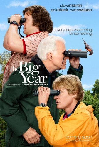 Cover art for  The Big Year [Blu-ray]