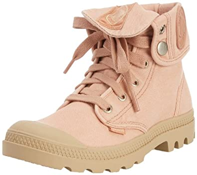 Palladium Baggy, Damen Desert Boots, Pink (Salmon Pink/Putty 670), 35.5 EU (3 Damen UK)