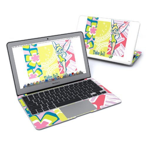 Sassy Design Protector Skin Decal Sticker For Apple Macbook Air 11 Inch Multi-Touch (Release Fall 2010) front-1044579