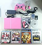 Sony Playstation 2 Slimline Pink - PS2 *