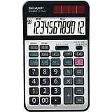 SHARP 実務電卓 ナイスサイズタイプ EL-N942X
