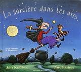 vignette de 'La sorcière dans les airs (Julia Donaldson)'
