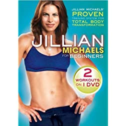 Jillian Michaels: For Beginners (Frontside/ Backside Combo)