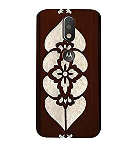 99Sublimation Modern Art Design Pattern 3D Hard Polycarbonate Back Case Cover for Motorola Moto G4