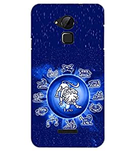 PrintDhaba SUNSIGNS D-6754 Back Case Cover for COOLPAD NOTE 3 LITE (Multi-Coloured)