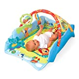 BRIGHT STARTS Tapis d'éveil Baby's Playplace Deluxe