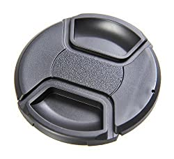 Lens Cap for Nikon, Canon, Sony SLR, DSLR and others lenses LC-55mm