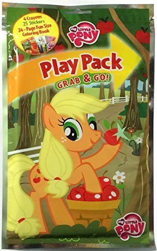 My Little Pony Grab & Go Play Pack - Applejack - 1