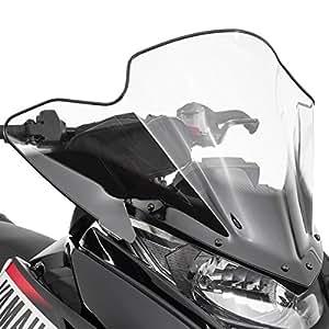 Yamaha sr viper medium snowmobile windshield for Yamaha sx viper windshield