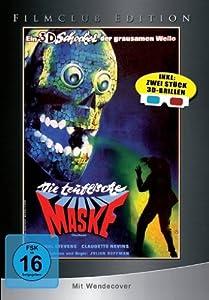 Die teuflische Maske 3D - Filmclub Edition 10 [Limited Edition]